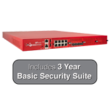 WatchGuard Firebox M5600 Firewall with 3-Years Basic Security Suite - Up to 60 Gbps Firewall, 10 Gbps VPN, 10.6 Gbps UTM