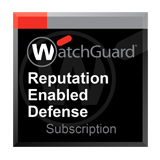 WatchGuard XTM 850 1-Year Subscription Reputation Enabled Defense