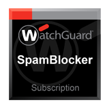 WatchGuard XTM 33/33-W 1-Year Subscription spamBlocker
