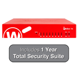 WatchGuard Firebox T70 with 1 Year Total Security Suite