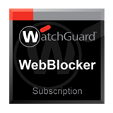 WatchGuard XTM 850 1-Year Subscription WebBlocker
