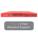 WatchGuard Firebox M4600 Next-Gen Firewall with 3-Years 24x7 Standard Support - Up to 40 Gbps Firewall, 10 Gbps VPN,  8 Gbps UTM