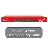 WatchGuard Firebox M470 with 3-Year Basic Security Suite
