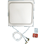 Ruckus Wireless AT-0505-DP Indoor Antenna for 7372-E, Panel, Dual-Band 2.4/5 GHz, 5dBi, 2x2, Dual-Polarity, RP-SMA
