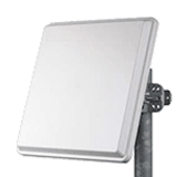 Ruckus Wireless AT-2401-DP One high gain directional antenna, dual-polarized 24.5dBi V gain/23.5dBi H gain