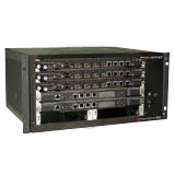 Fortinet FortiGate-5050 Chassis - 5 Slots with Fan, 1 Shelf Manager Card, DC powered