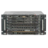 Fortinet FortiGate-5060 Chassis - 6 Slots with Fan Trays, Power Entry Modules, Shelf Alarm Panel and 1 Shelf Manager