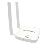 Accelerated 6310-DX04 LTE Router; 2 Port 10/100; CAT 4; LTE / HSPA+