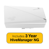 Open-Box Aerohive HiveAP 130 Access Point Bundle, Indoor, Dual Radio, 2×2:2, 802.11ac with 3 Years HiveManager NG Subscription