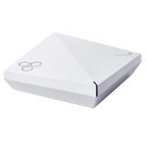 Aerohive HiveAP550 Indoor plenum rated, 2 radio 4×4:4 802.11a/b/g/n/ac Access Point with 1 Year HiveManager NG Subscription