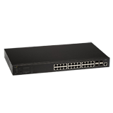 Aerohive SR2324P 24 Port Gigabit Ethernet Switch with POE+, 4 x 10GE SFP+ uplinks