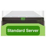 AlienVault USM Standard Server, Hardware Appliance with 1 Year Support