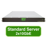 AlienVault USM Standard Sensor 2 x 10GbE, Hardware Appliance with 1 Year Support