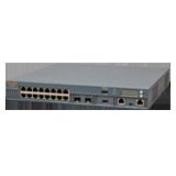 HP Aruba 7010 Cloud Services Controller, (12) 10/100/1000BASE-T PoE/PoE+ (150W), (4) 10/100/1000BASE-T, (2) 1G Base-X SFP