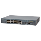 HP Aruba 7030 Cloud Services Controller, (8) 10/100/1000BASE-Tor (8) 1GbE Base-X SFP ports