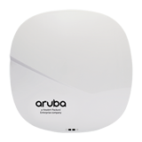 Aruba Networks Instant IAP-334 NBase-T Access Point, 802.11n/ac, 4×4 MU-MIMO, Dual Radio with 5 Years Aruba Central License