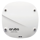 Aruba Networks IAP-314 Wireless Access Point, 802 11n/ac, 4x4 MU-MIMO, Dual  Radio with 3 Years Aruba Central License