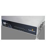 Cyberoam CR35iNG Next Generation Firewall Security Appliance – 2.3 Gbps Firewall Throughput, 6x GbE Ports