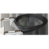 Extreme 100Gb, DAC QSFP28-QSFP28 0.5m