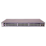 Extreme 210-48t-GE4 Managed Gigabit Switch – 210 Series 48 port 10/100/1000BASE-T, 4 1GbE unpopulated SFP ports