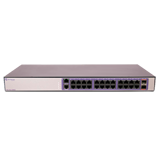 Extreme 220-24p-10GE2 Managed Switch –  220 Series 24 port 10/100/1000BASE-T PoE+, 2 10GbE unpopulated SFP+ ports