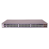 Extreme 220-48p-10GE4 Managed Switch – 220 Series 48 port 10/100/1000BASE-T PoE+, 4 10GbE unpopulated SFP+ ports