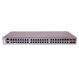 Extreme 220-48t-10GE4 Managed Switch –  220 Series 48 port 10/100/1000BASE-T, 4 10GbE unpopulated SFP+ ports
