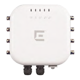 ExtremeWireless WS-AP3965e-FCC Dual Radio 802.11ac/abgn, 4×4:4 MIMO Outdoor AP w/8 Standard N Connectors for Ext. Antenna Array