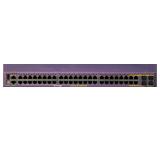 Extreme X440-G2-48t-10GE4-DC – X440-G2 48 10/100/1000BASE-T, 4 SFP combo, 4 1GbE unpopulated SFP upgradable to 10GbE SFP+