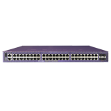 Extreme X450-G2 48 10/100/1000BASE-T POE+, 4 10GBASE-X Unpopulated SFP+, 2 21Gb Stacking Ports, 2 Unpopulated Power Supply Slots