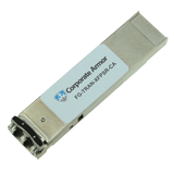 Fortinet Compatible 10GE XFP transceiver module, short range for all systems with XFP slots