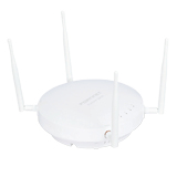 Fortinet FortiAP-223E / FAP-223E Indoor Wireless AP - Dual Radio, 1 x GE RJ45 Port, 4 External Antennas Incl. Ceiling/Wall Mount