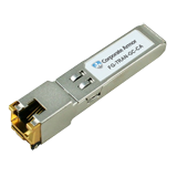 Fortinet Compatible 1GE SFP RJ45 transceiver module for all systems with SFP and SFP/SFP+ slots