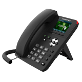Fortinet FortiFone-175 / FON-175 Entry Level VOIP Phone, 10/100 LAN & PC, PoE
