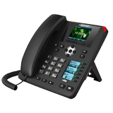Fortinet FortiFone-375 / FON-375 VOIP Phone, 10/100/1000 LAN & PC, PoE