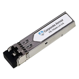 Fortinet Compatible 1GE SFP LX transceiver module, -40 to 85c, over SMF,  for all systems with SFP and SFP/SFP+ slots