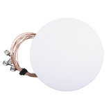 Cisco Meraki Indoor Dual-band Downtilt Omni Antenna, 5-port