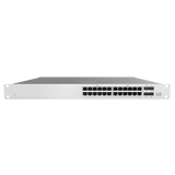 Cisco Meraki MS120-24P L2 Cloud-Managed Switch with Enterprise License
