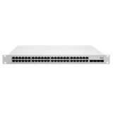 Cisco Meraki Cloud Managed MS210-48FP 740W PoE Switch with Enterprise License