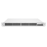 Cisco Meraki Cloud Managed MS350 48-Port FP (Full Power) Gigabit PoE+ Switch with Enterprise License