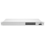 Cisco Meraki Cloud Managed MS410 Series 16-Port 1 Gigabit Aggregation Switch with Enterprise License