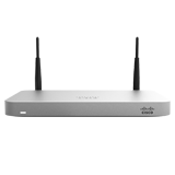 Cisco Meraki MX64W Wireless Firewall Security Appliance Bundle with Enterprise License and CisRack