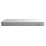 Cisco Meraki MX64 Small Branch Security Appliance Bundle, 200Mbps FW, 5xGbE Ports –  Includes 5 Years Advanced Security License