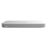 Cisco Meraki MX64 Small Branch Security Appliance Bundle – Includes Advanced Security License and CisRack