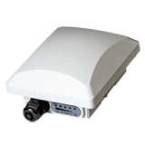 Ruckus P300 802.11ac Outdoor Wireless Single Unit, 2X2:2 bridge, 5 GHz internal antenna, 2 external N-Type antenna connectors