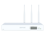 Sophos XG 125W Rev 3 Wireless Firewall EnterpriseProtect Bundle w/ 8 GE ports, EnterpriseGuard License, 24×7 Support – 2 Year