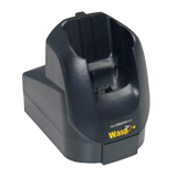 Wasp Barcode DT10 Mobile Computer RS232/USB Single Slot Cradle