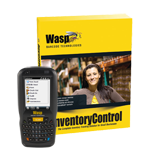 Wasp Barcode Inventory Control RF Standard – Inventory Tracking Solution with DT60 Mobile Computer – 1 User