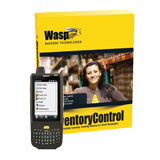 Wasp Barcode Inventory Control RF Enterprise - Inventory Tracking Solution with HC1 Mobile Computer
