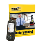 Wasp Barcode Inventory Control RF Pro – Inventory Tracking Solution with DT90 Mobile Computer – 5 Users